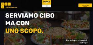 sito web per ristoranti